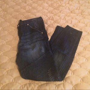 Bebe moto  jeans 29